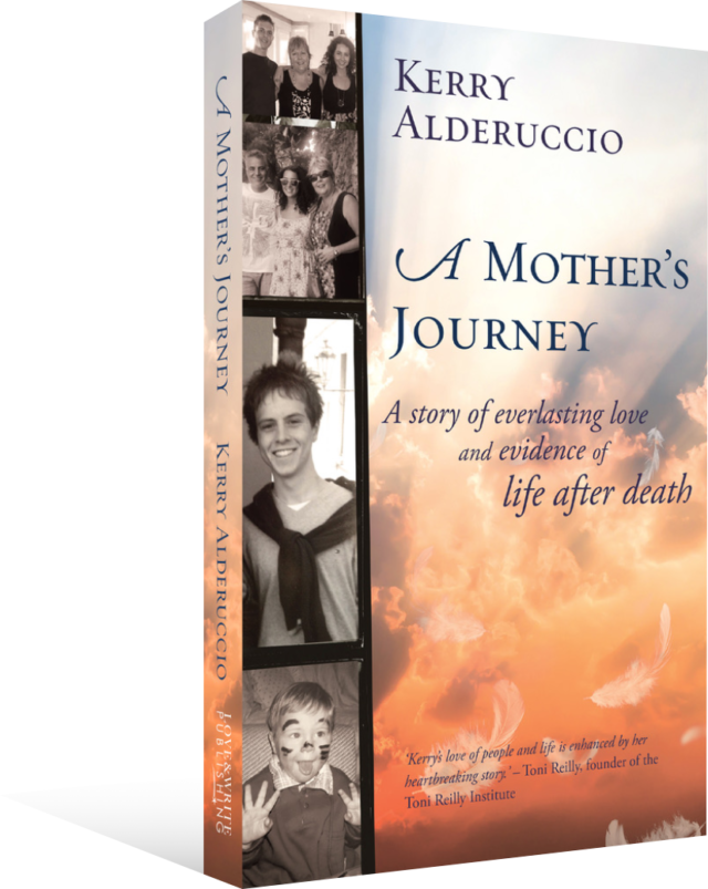 A Mother's Journey, by Kerry Alderuccio