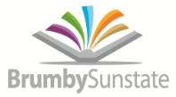 Brumby Sunstate Logo