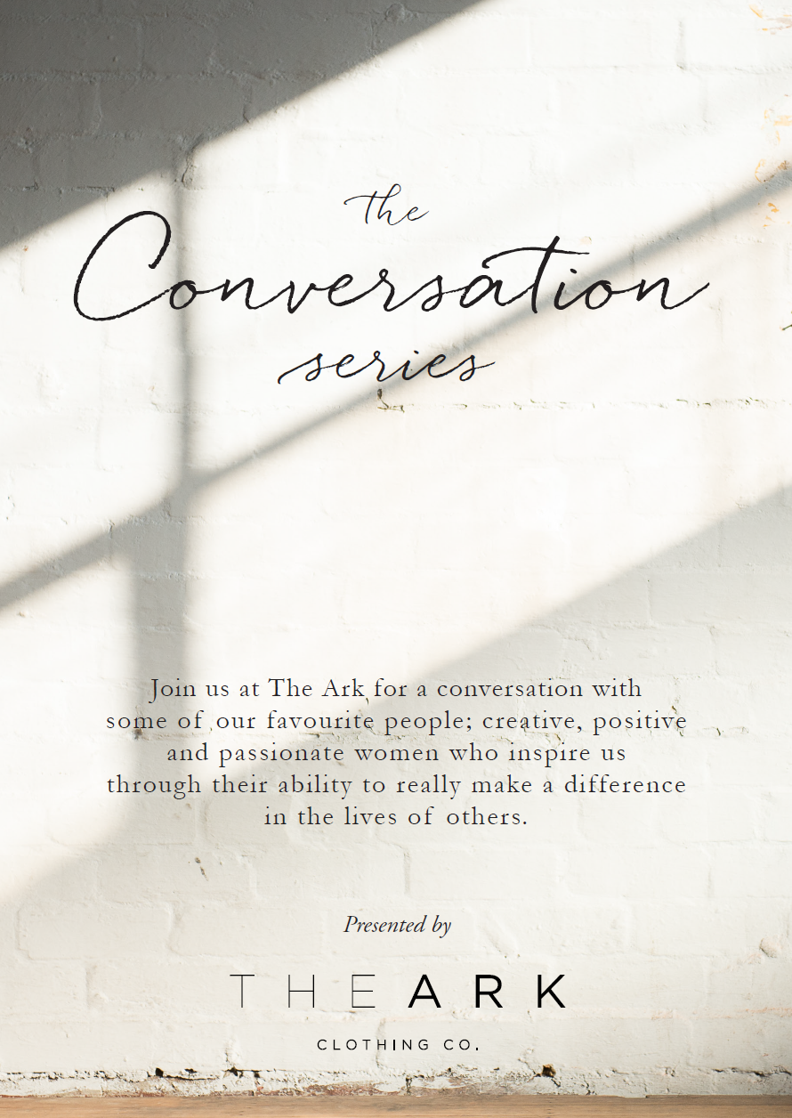 The Ark Clothing Co. The Conversation Series