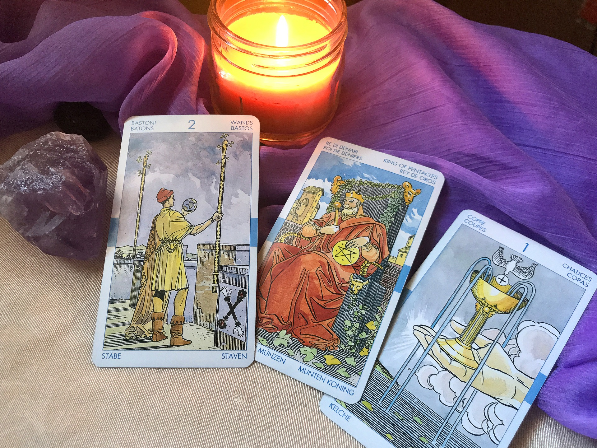 Yearly Tarot Card Reading with Kerry Alderuccio